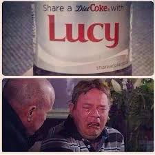 Share A Coke Meme - sb tv on twitter share a coke with lucy lol http t co
