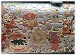 Best Custom Tile Images On Pinterest Tile Mosaics Backsplash - Tile mosaic backsplash