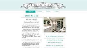strony internetowe joanna u0027s cleaning