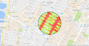 Maps Api Codelab Querying And Visualising Location Data In Bigquery Using