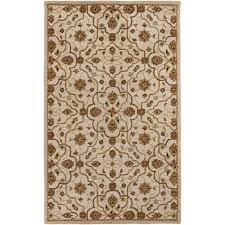 3 Round Area Rugs by Filament Design Sport White 3 Ft X 3 Ft Indoor Round Area Rug