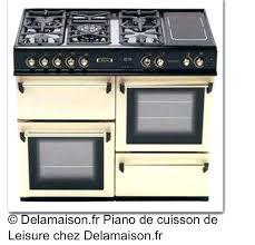 ambassade cuisine piano de cuisine professionnel piano de cuisson bompani tt1000n
