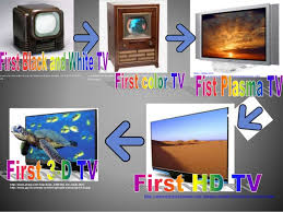Pictures Of Tvs Evolution Of The Television