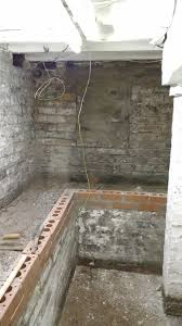 advice with tanking a basement the original plasterers forum