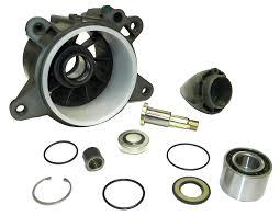 seadoo 4 tec complete jet pump assembly 215 255 260