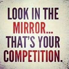 determination quote pics quotes about self competition 32 quotes