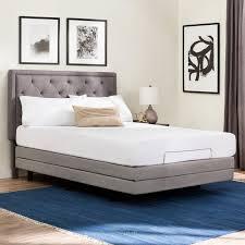 Upholstery Frame Brookside Deluxe Upholstered Adjustable Bed U0026 Reviews Wayfair