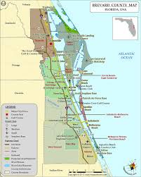 Cape Coral Florida Map Brevard County Map Florida