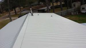 Hip Roof Images by Metal Hip Roof Installation Youtube