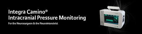 integra camino intracranial pressure monitoring integra