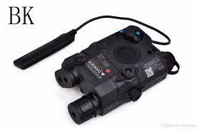 green hunting light reviews hunting flashlight sf peq la 5c uhp green and ir laser tactical