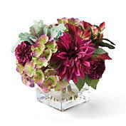 Faux Floral Centerpieces by Faux Floral Arrangements Artificial Flowers U0026 Wreaths Gump U0027s