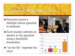 class response system the effect of using mobile classroom response system on students eng