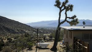 arched cabins homestead cabins have become a cottage industry in the desert la