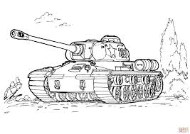 is 3 heavy tank coloring page free printable coloring pages