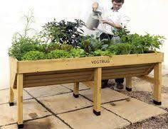 vegtrug patio garden grow a vegetable garden in a really small