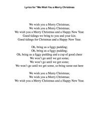 we wish you a merry beginner s piano sheet