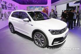 volkswagen china 2016 vw tiguan auto china 2016 live