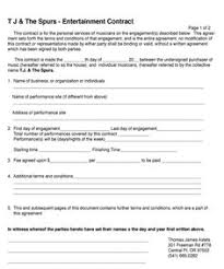 dj contract template non compete agreement d j contracts