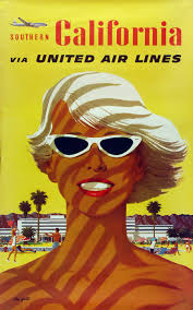 California travel posters images Art artists vintage travel posters part 5 jpg