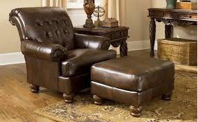 Wooden Chairs For Living Room Replace A Leather Accent Chairs In An Old Wooden Chair Home