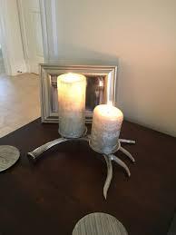 antler candle holder u2013 sanctuary home interiors