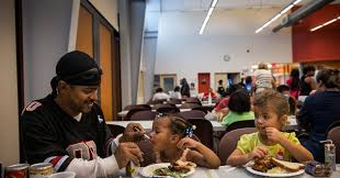 soup kitchen thanksgiving nyc here u0027s when soup kitchens most need your time donations huffpost