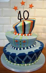 topsy turvy 40th birthday cake this is a