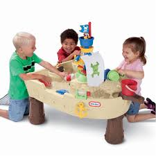 little tikes sand and water table little tikes anchors away pirate ship water table buy sand water