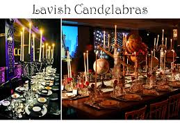 Non Flower Centerpieces For Wedding Tables by Non Floral Wedding Reception Table Centerpieces Candelabras And