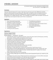 Technical Support Resume Sample by Download Tech Support Resume Haadyaooverbayresort Com