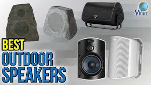 10 best outdoor speakers 2017 youtube