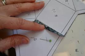 the farmer u0027s wife 1930 u0027s sew along 13 belle paper piecing y