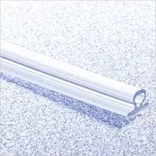 Century Shower Door Parts Century Shower Door Bulb Seal Polycarbonate
