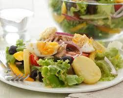 recette cuisine nicoise recette salade niçoise