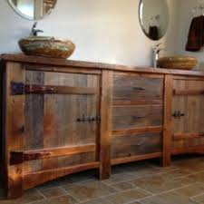 Rustic Bathroom Vanity Cabinets by Bathroom How To Building Rustic Bathroom Vanities In Bathroom