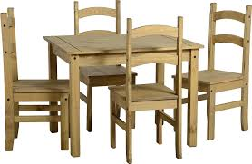 Small Pine Dining Table  SL Interior Design - Small pine kitchen table