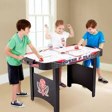 nhl premium 84 attacker hover air hockey table top rated products in hockey tables