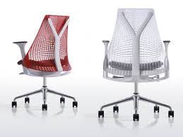 modern ergonomic desk chair herman miller unveils new sayl eco office chair inhabitat green