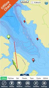 lake sakakawea map lake sakakawea fishing charts on the app store