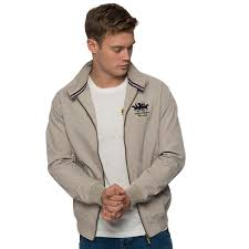 Funnel Neck Hoodie Mens Santa Monica Polo Club Mens Long Sleeve Zip Up Jacket Buttoned