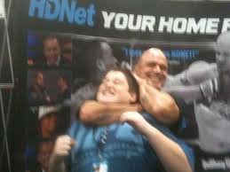 Bas Rutten Meme - here s a picture of 14 year old me being choked out by bas rutten