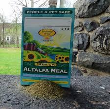 fertiliser for native plants alfalfa meal gardening info u2013 usage and source for alfalfa meal