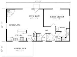 floor plans of a house floor plan for 20 x 40 1 bedroom search house plans