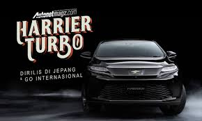 lexus nx masuk indonesia toyota harrier turbo dirilis di jepang dan resmi go international