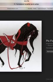 horseland scarlett aztec mojoprince101 wattpad