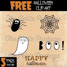 halloween freebie freebie friday downloadable halloween clip art the petite package
