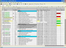 Project Tracker Template Excel Free 5 Free Excel Project Management Tracking Templates Ganttchart