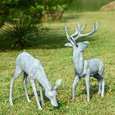 19 entertaining animal statue outdoor decorations style
