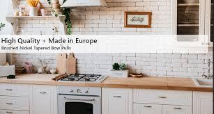 kitchen cabinet knobs black and white dekkor eshop decorative hardware